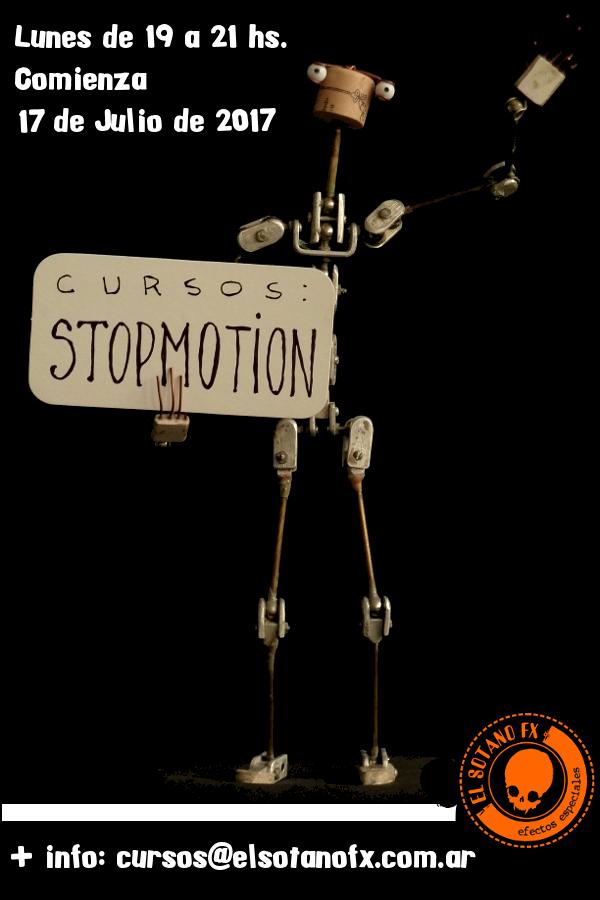 Curso de Stop Motion