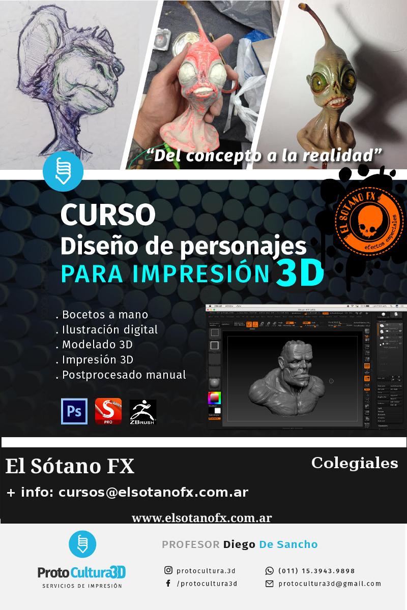 Flyer_Curso_3D_ElSotanoFX